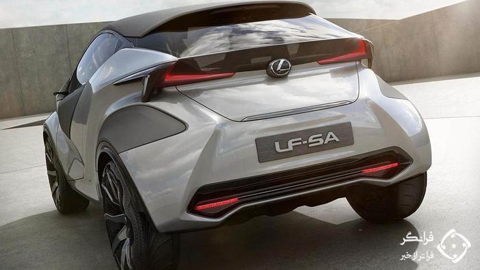 شمارش معکوس معرفی اولین خودروی الکتریکی لکسس