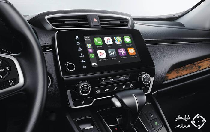 قیمت و مشخصات هوندا CR-V مدل 2020