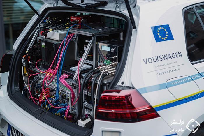معرفی خودروهای کاملاً خودران فولکس واگن تا سال 2025
