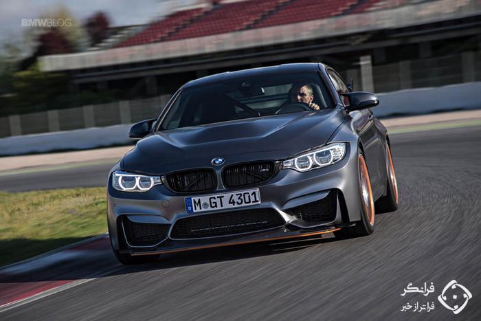 2016 BMW M4 GTS (F82)
