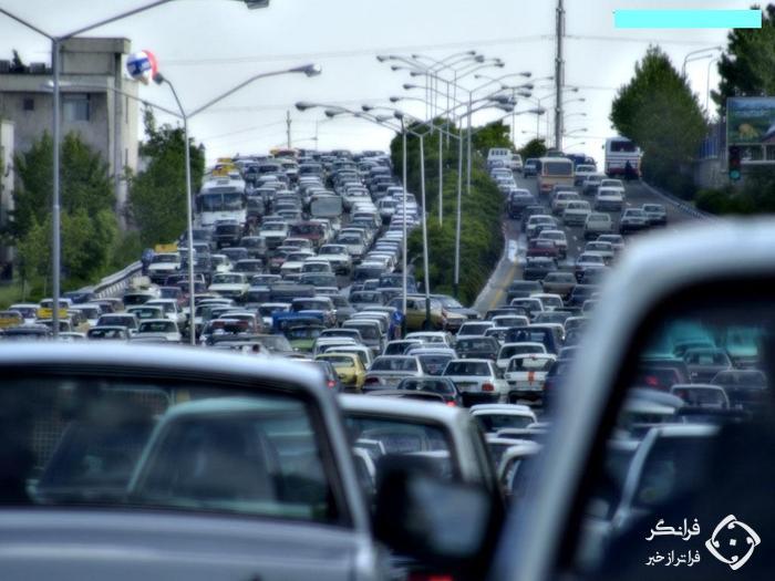 ترافیک و تراکم