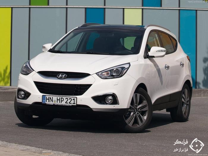 Hyundai ix35 Tucson 2014
