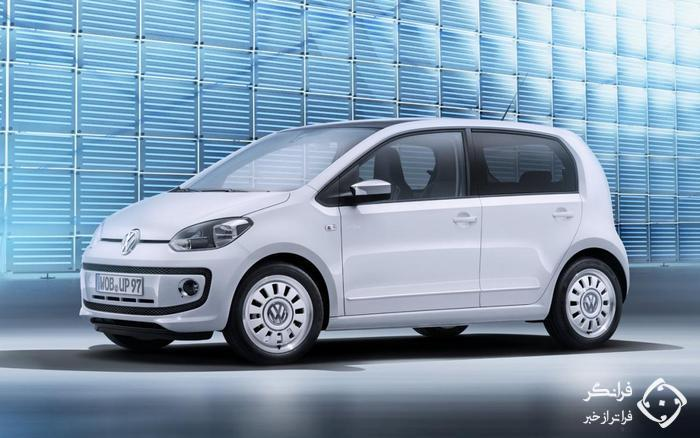 Volkswagen Up! 5 door