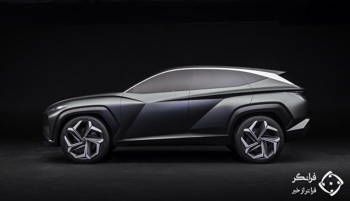 پرده برداری از خودروی مفهومی هیوندای ویژن T