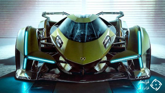 معرفی لامبو V12 ویژن گرن توریسمو، بهترین خودروی مجازی تاریخ!