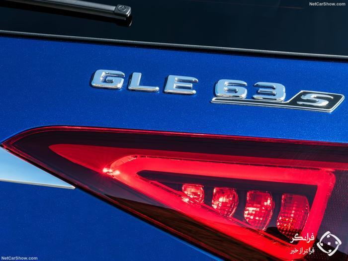 معرفی مرسدس GLE63 AMG جدید، حملهٔ 612 اسب وحشی به ب ام و X5 M