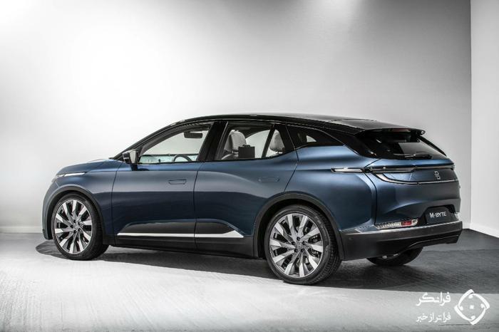ورود رسمی بایتون چین به بازار خودروی آمریکا