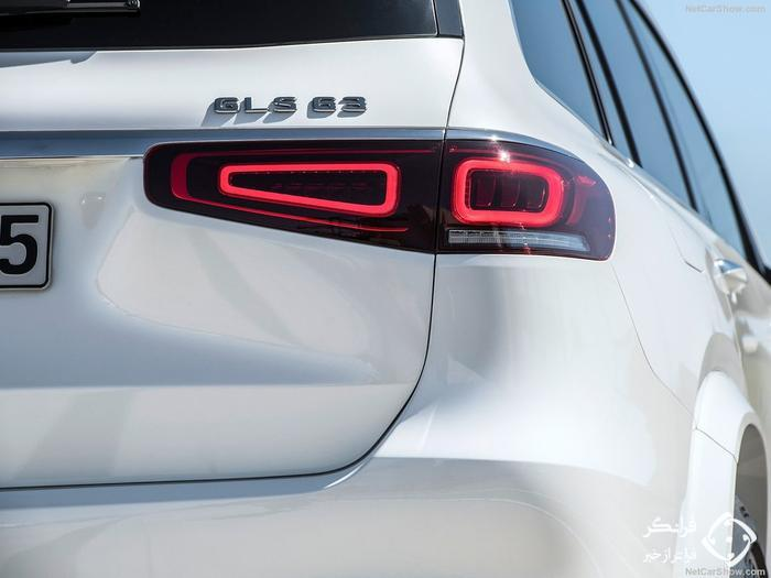 معرفی مرسدس GLS63 AMG جدید، وحشی، قدرتمند، باوقار