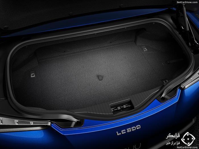 معرفی لکسس LC500 کانورتیبل، تجمل ژاپنی با چاشنی هوای آزاد