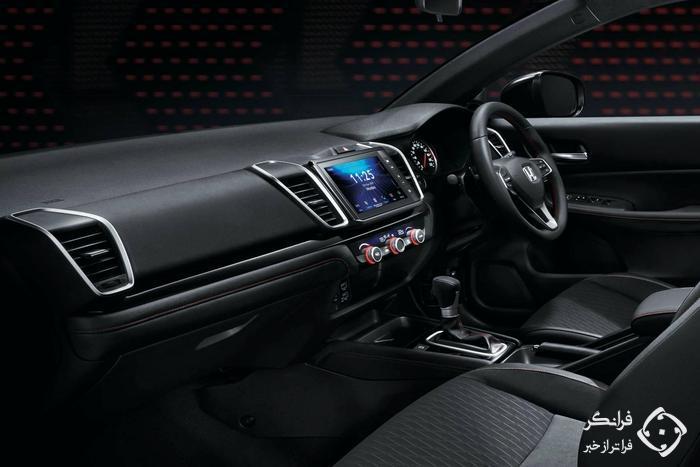 معرفی نسل جدید هوندا سیتی مدل 2020