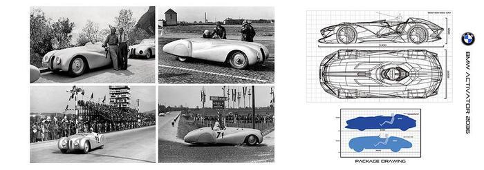 ب ام و 328 هامیج سالگرد 100 سالگی، اسپیدستری که هرگز تولید نمی شود!
