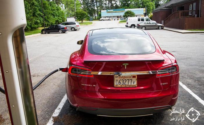 2015 Tesla Model-S P85D