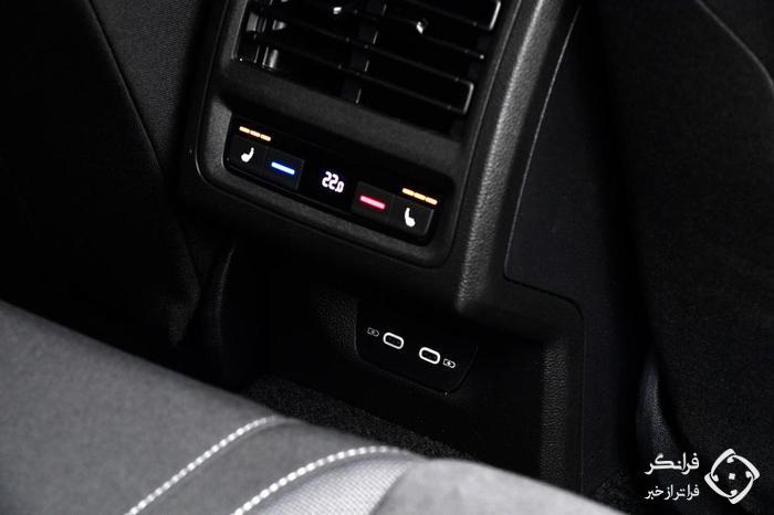 اولین تجربه رانندگی با نسل جدید فولکس واگن گلف 2020