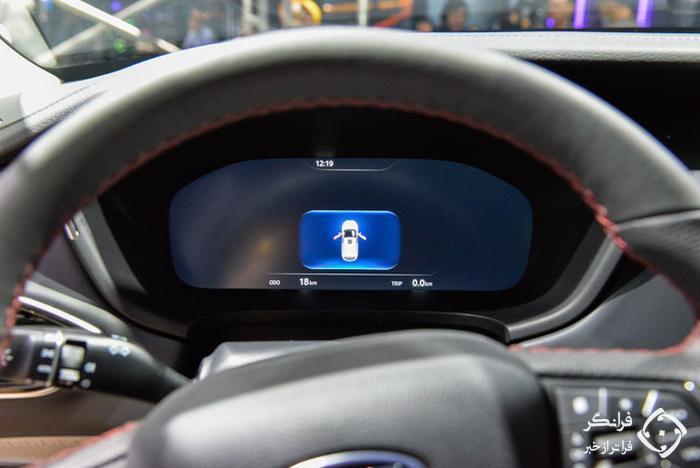 معرفی فیس لیفت جک S7 در نمایشگاه گوانگژو