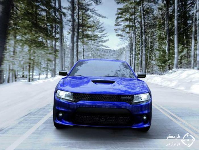 عرضهٔ دوج چارجر GT AWD مدل 2020، ماسل کار چهارچرخ محرک