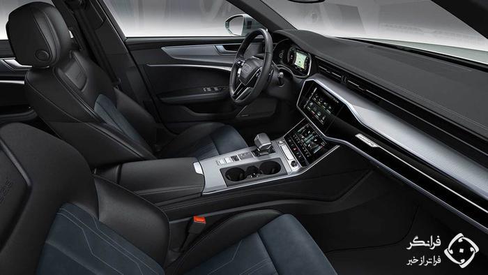 قیمت و مشخصات آئودی A6 آلرود 2020