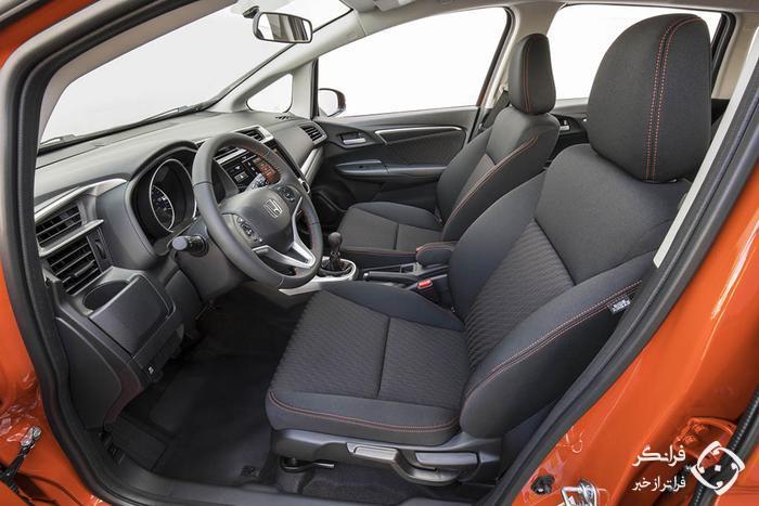 قیمت و مشخصات هوندا فیت مدل 2020