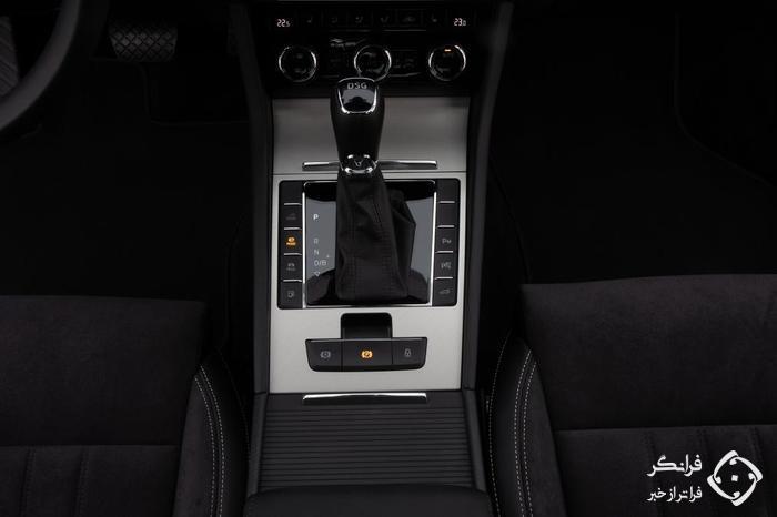 تجربه رانندگی با اشکودا ساپرب iV جدید