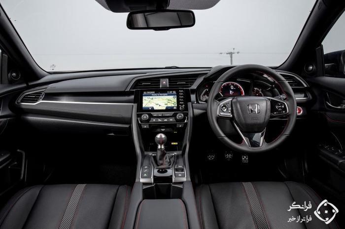 تجربه رانندگی با هوندا سیویک اسپورت لاین جدید