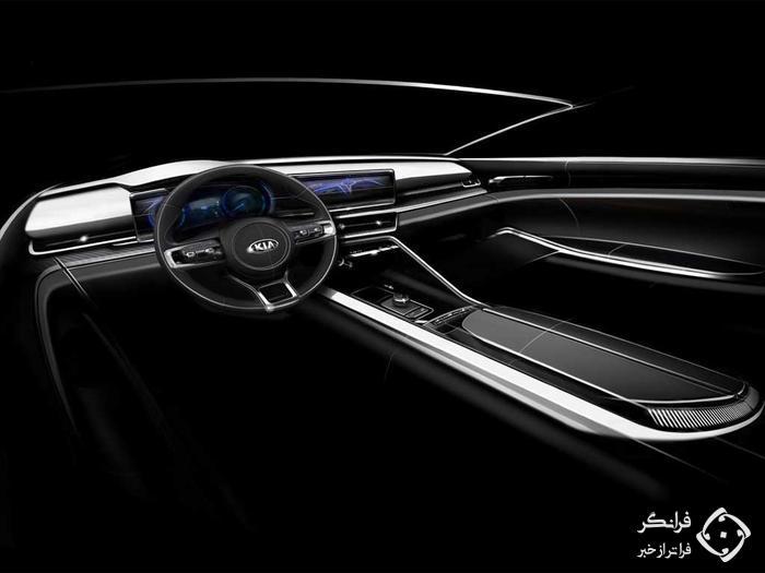 تائید تولید کیا اپتیما GT جدید، کره ای متمایز و پرقدرت!
