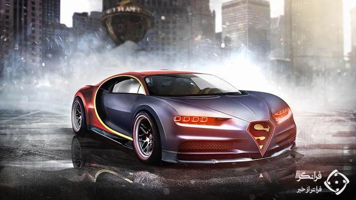 خودروهای مناسب برای ابرقهرمان های مشهور فیلم ها!