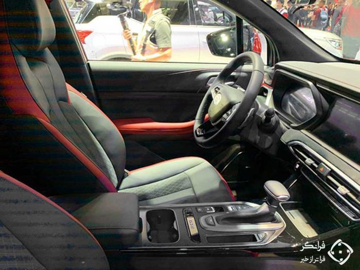 ترامپچی GS4 کوپه، رقیبی برای رنو آرکانا