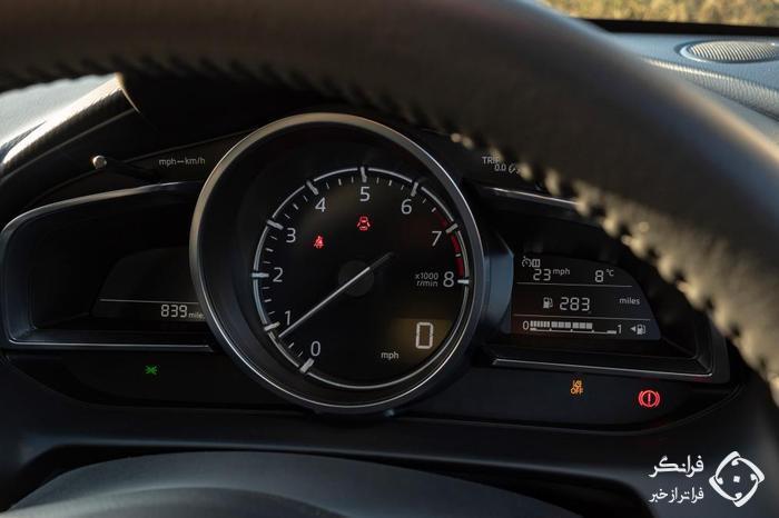 تجربه رانندگی با مزدا 2 مدل 2020