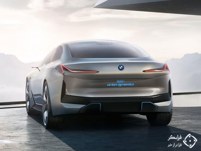 BMW i-Vision Dynamics Concept