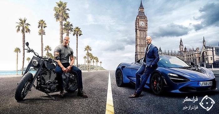 بهترین فیلم های خودرویی سال 2019