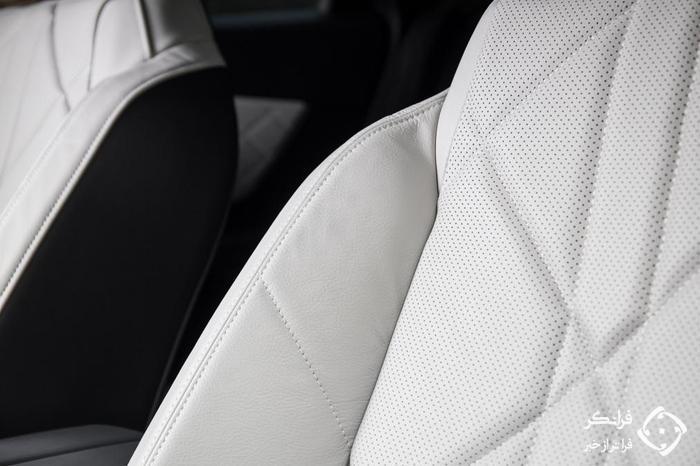 تجربه رانندگی با دی اس 7 کراس بک E-Tense