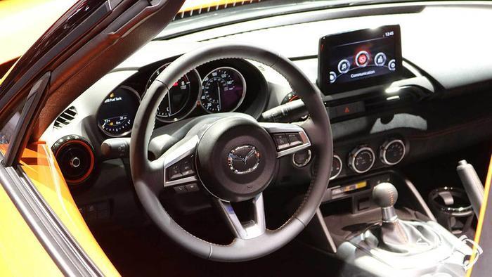 قیمت و مشخصات مزدا MX-5 میاتا مدل 2020