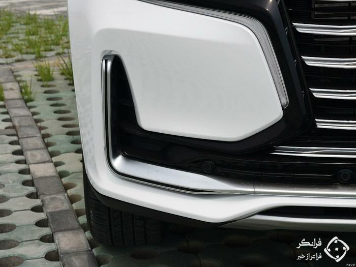 تجربهٔ رانندگی با چانگان CS95 مدل 2019، ایمن، مدرن، پیشرفته