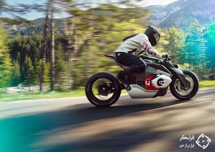 احتمال تولید موتورسیکلت الکتریکی ب ام و در آینده نزدیک