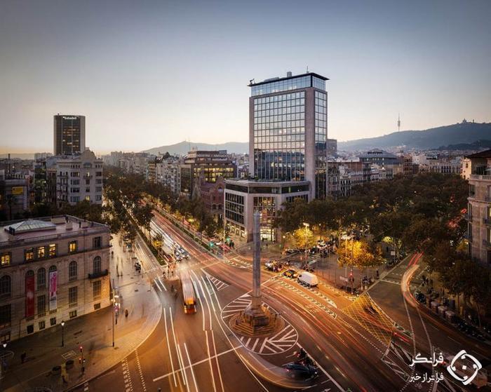 منع تردد خودروهای قدیمی در بارسلونا اسپانیا