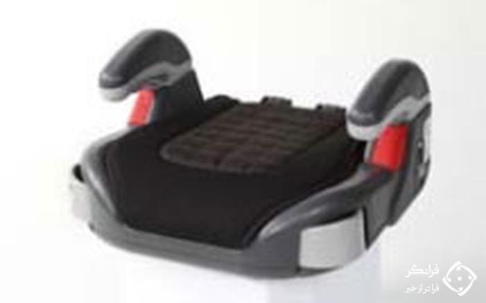 شکل 12. صندلی ایمنی کودک گروه سه