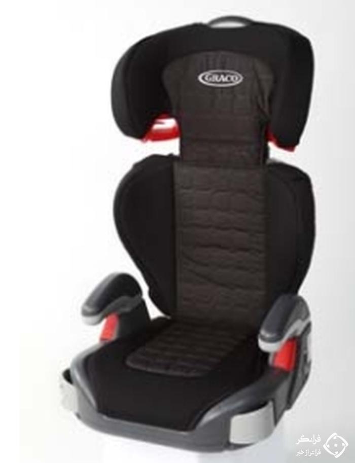 شکل 11. صندلی ایمنی کودک گروه دو