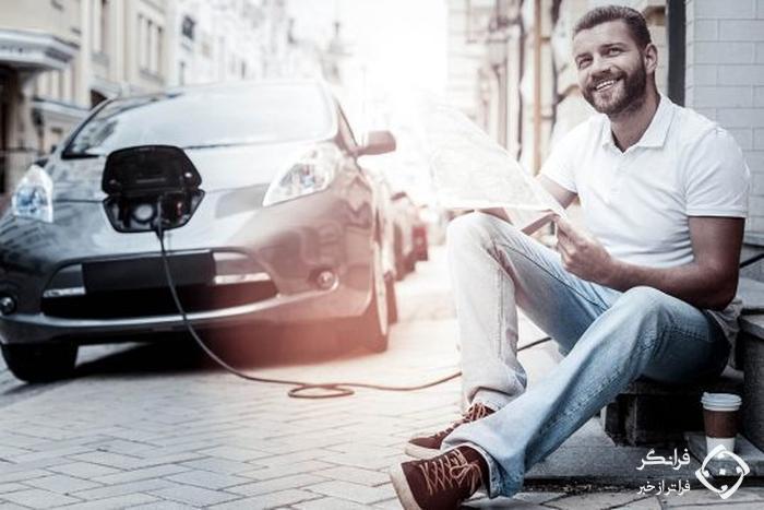 سهم 42 درصدی خودروهای الکتریکی از بازار خودروی نروژ