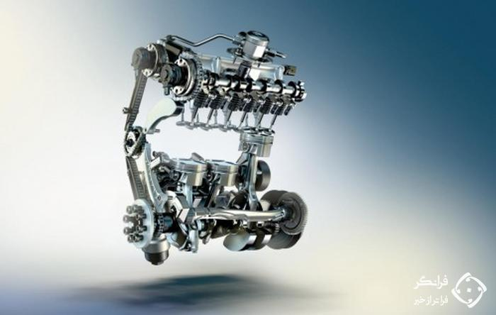 BMW 2-Series Coupe 1500cc 3-cylinder engine