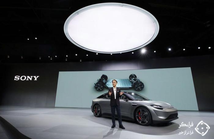سونی وارد صنعت خودروسازی نمی شود!