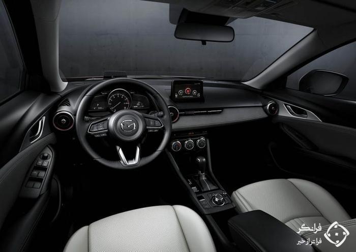 قیمت و مشخصات مزدا CX-3 مدل 2020