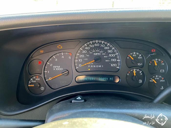 پیکاپ های جنرال موتورز با کارکرد بالای 1.5 میلیون کیلومتر!