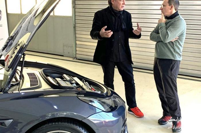 قرار دادن پیشرانه ای درون سوز در تسلا مدل 3، چرا؟!