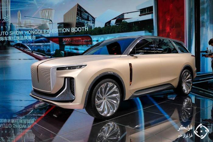 هونگچی به دنبال تولید 18 محصول الکتریکی شده تا سال 2025