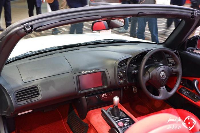 گرامیداشت هوندا S2000 خاطره انگیز با نمونه ای ویژه
