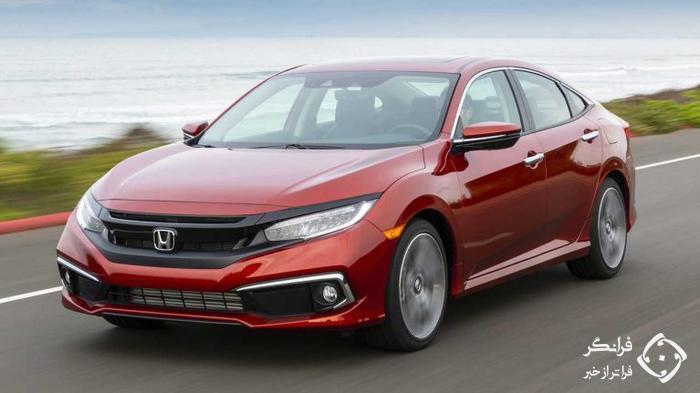 محبوب ترین خودروهای صفرکیلومتر در ایالت های مختلف آمریکا