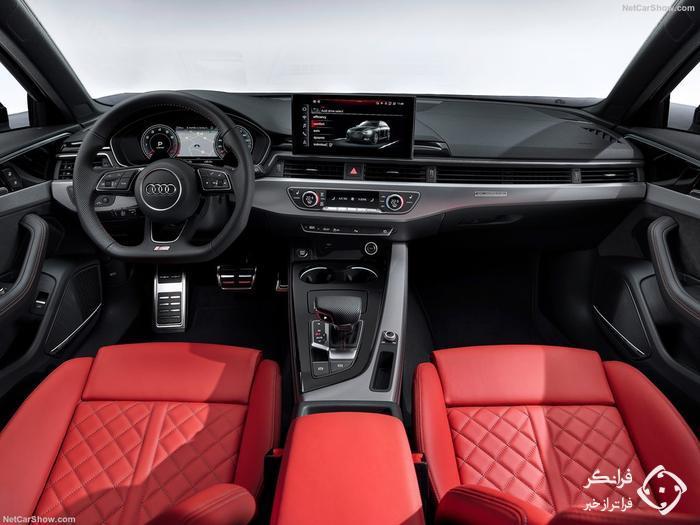 قیمت و مشخصات آئودی A4 و S4 مدل 2020