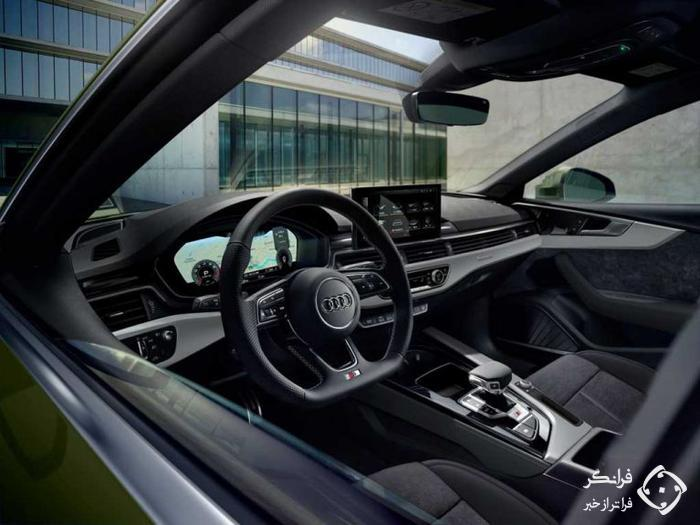 قیمت و مشخصات آئودی A5 و S5 مدل 2020 برای بازار آمریکا