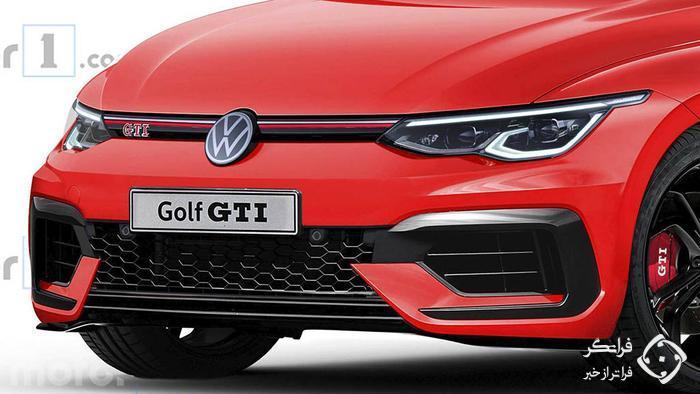 معرفی رسمی فولکس واگن گلف GTI جدید در نمایشگاه ژنو 2020