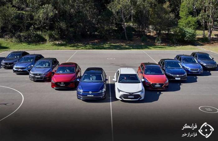 کاهش قابل توجه فروش خودرو در استرالیا در سال 2019