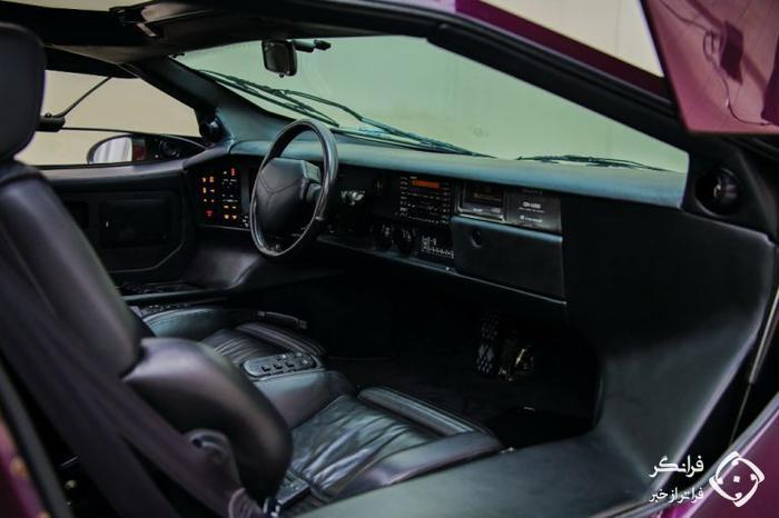 حراج یک وکتور W8 مدل 1991، سوپراسپرت فراموش شدهٔ آمریکایی